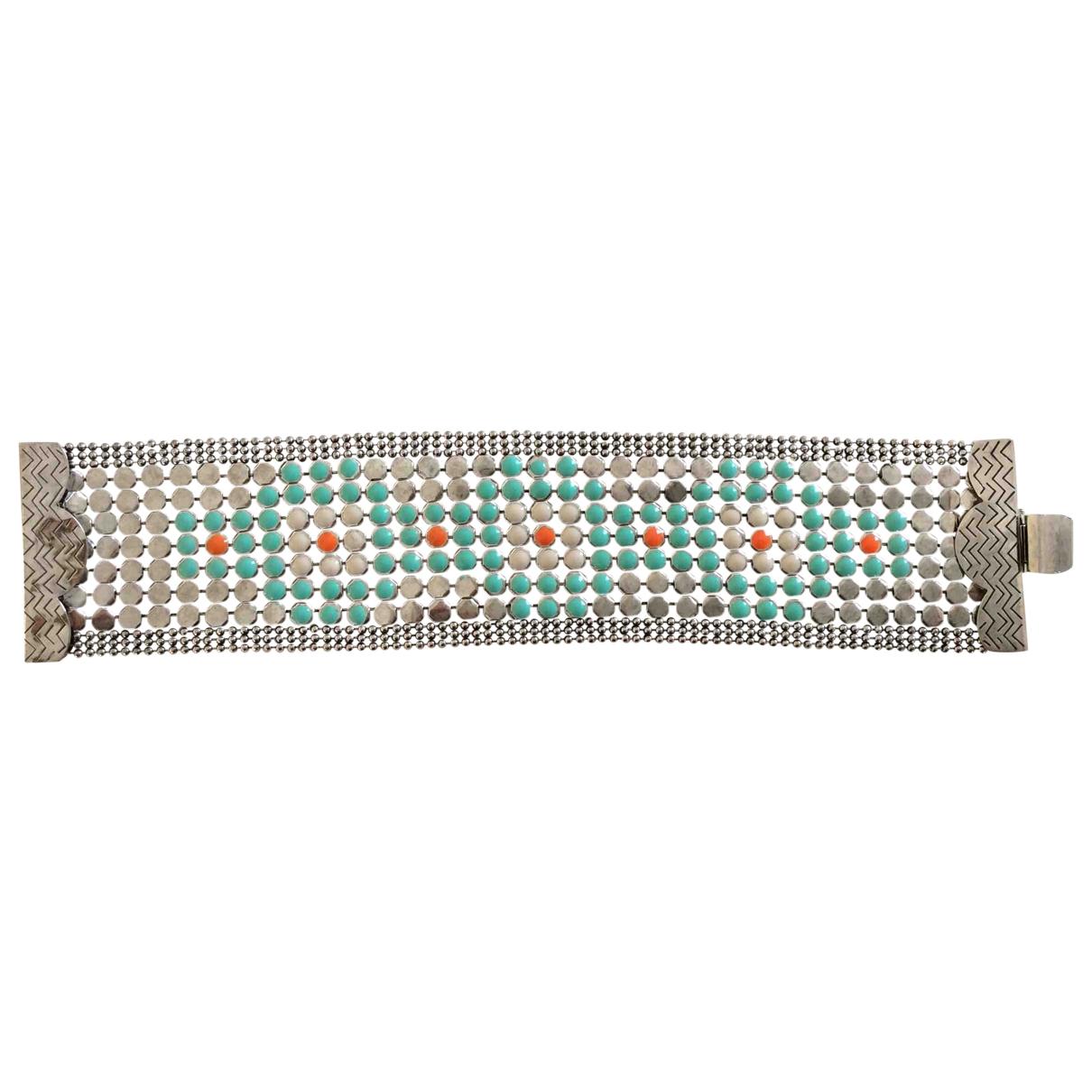 Gas - Bracelet   pour femme en metal - multicolore