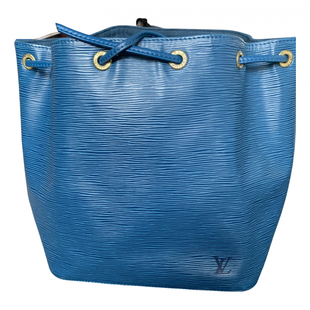 Bolso  Noe de Cuero Louis Vuitton