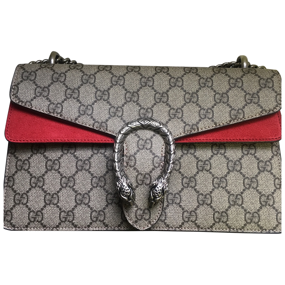 Gucci Dionysus Beige Cloth handbag for Women \N