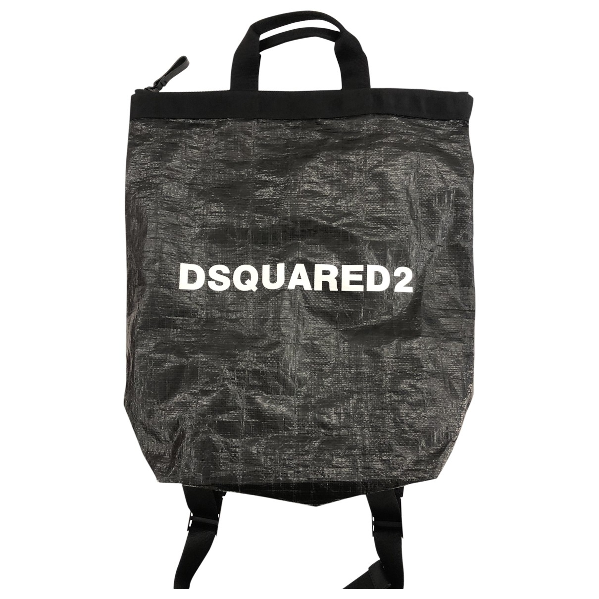 Dsquared2 \N Black bag for Men \N