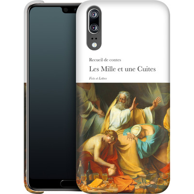 Huawei P20 Smartphone Huelle - Mille Et Une Cuites von Fists Et Lettres