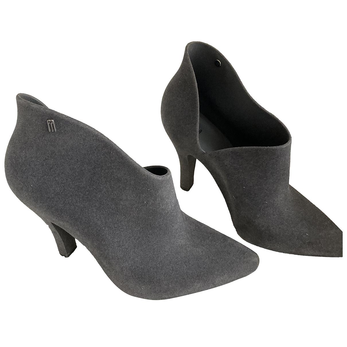 Melissa - Bottes   pour femme - gris