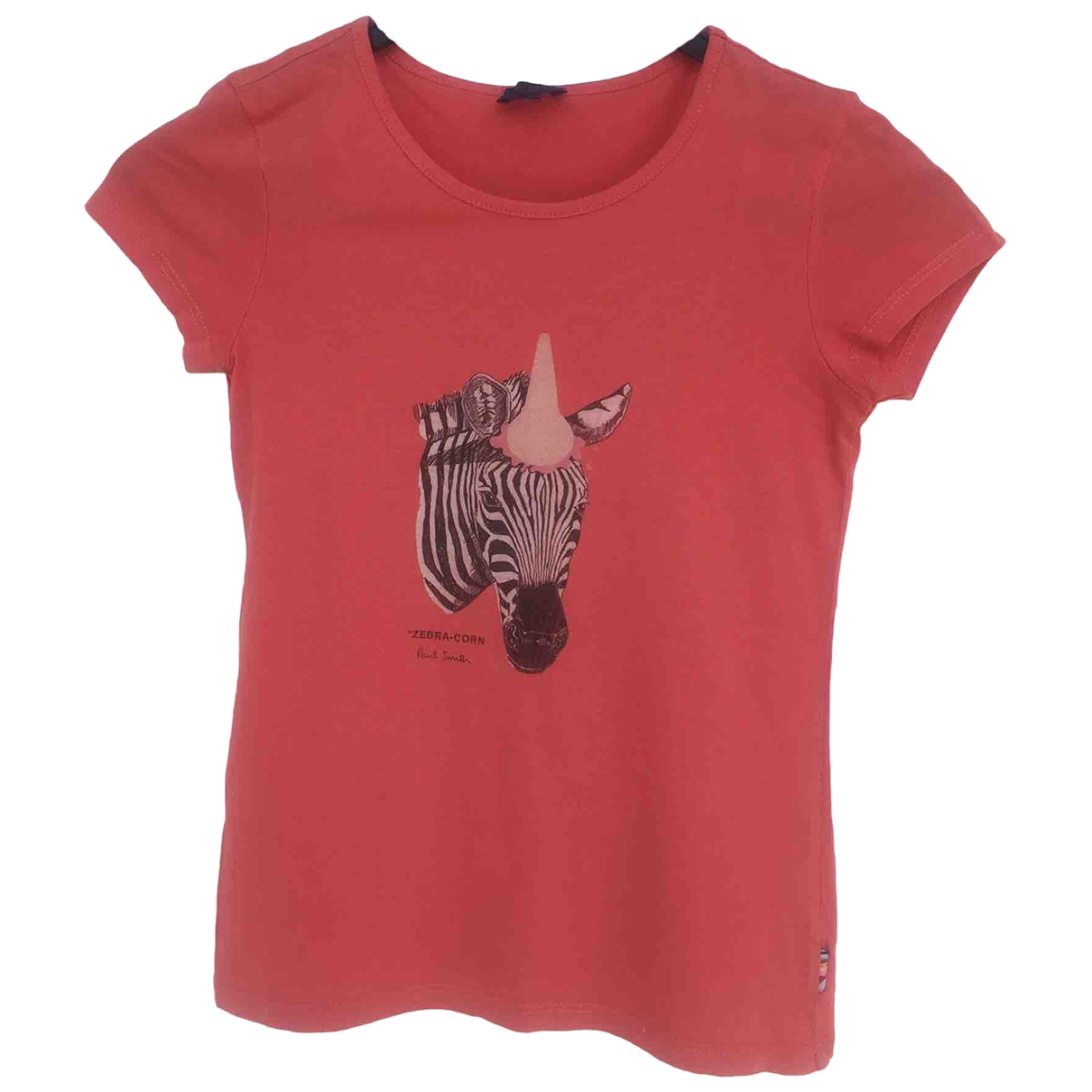 Paul Smith \N Orange Cotton  top for Kids 10 years - up to 142cm FR