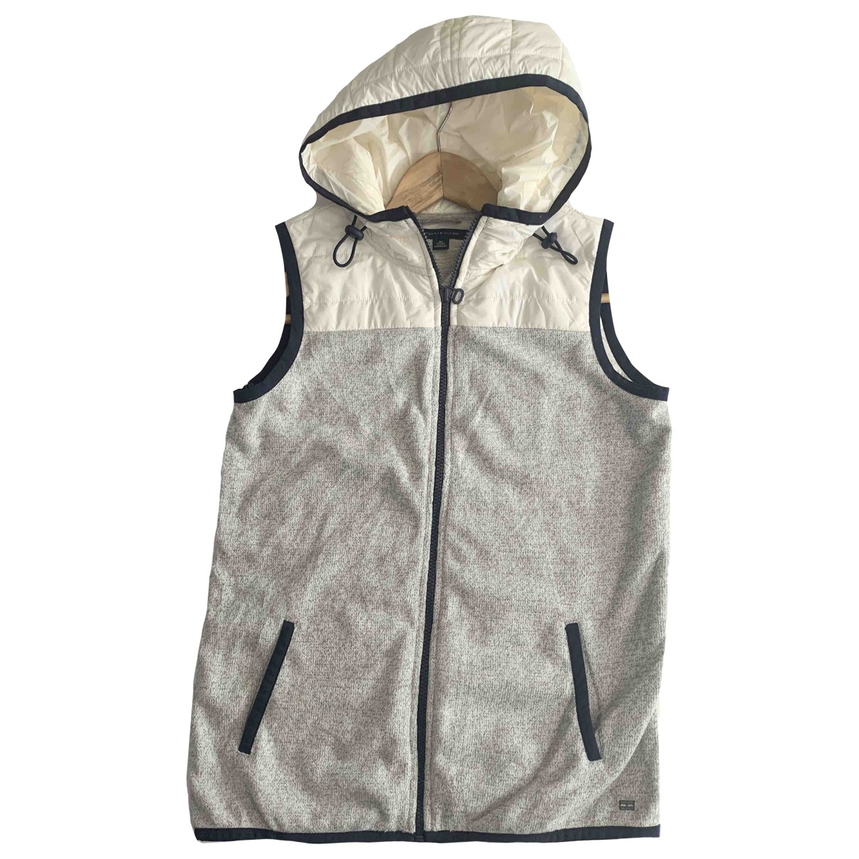 Tommy Hilfiger \N Leather jacket for Women XS International
