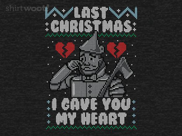 Last Christmas T Shirt