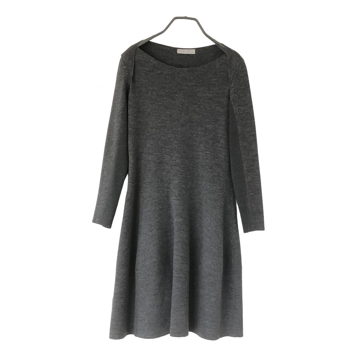Nicole Farhi \N Grey Wool dress for Women S International