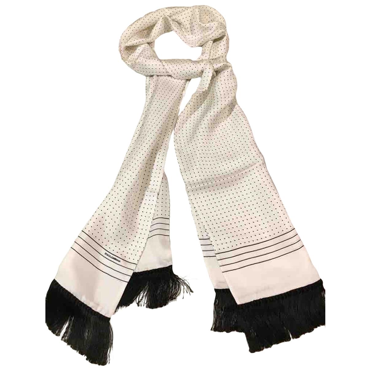 Dolce & Gabbana \N Multicolour Silk scarf & pocket squares for Men \N