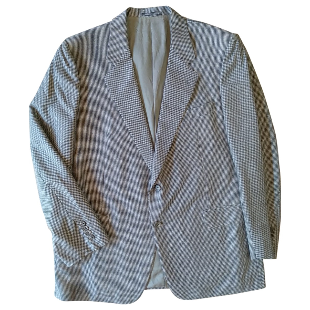 Corneliani \N Grey Wool jacket  for Men 52 IT
