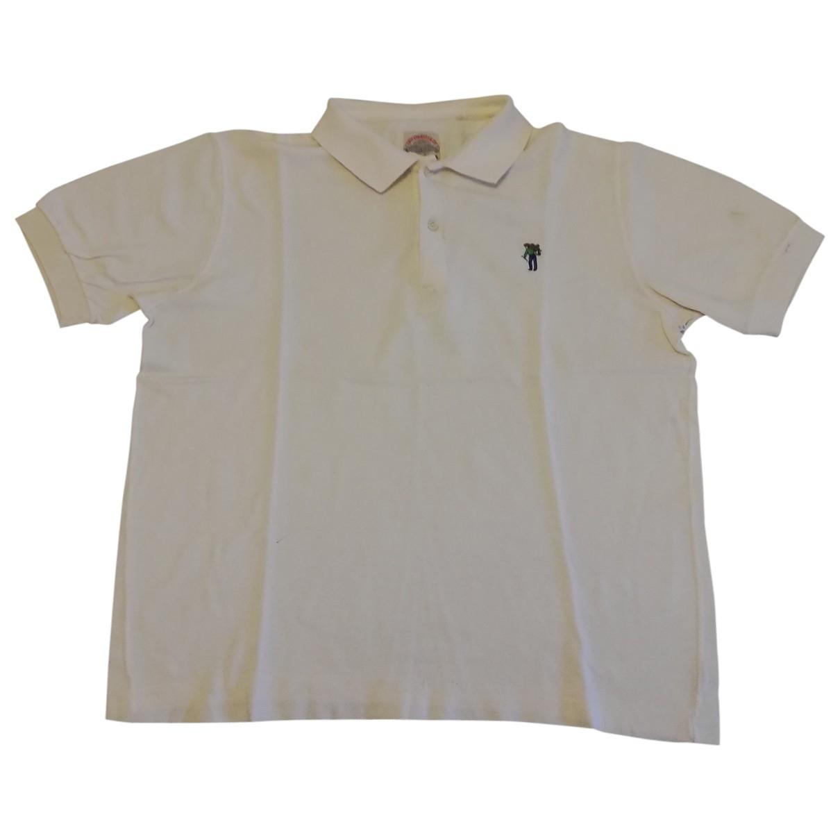 Levis \N Poloshirts in  Weiss Baumwolle