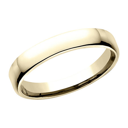 3.5MM 10K Gold Wedding Band, 6 1/2 , No Color Family
