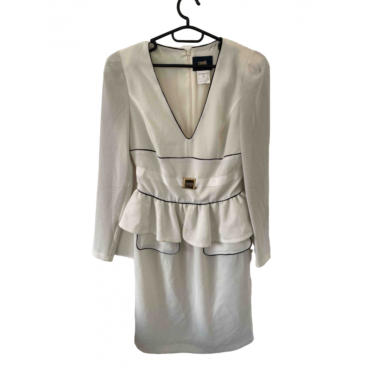 Class Cavalli - Robe   pour femme - blanc