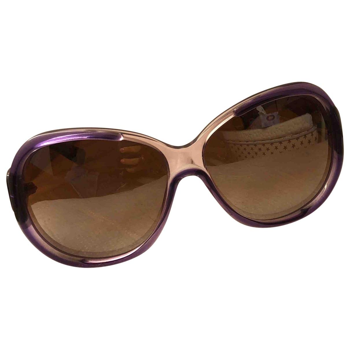 Balenciaga \N Purple Sunglasses for Women \N