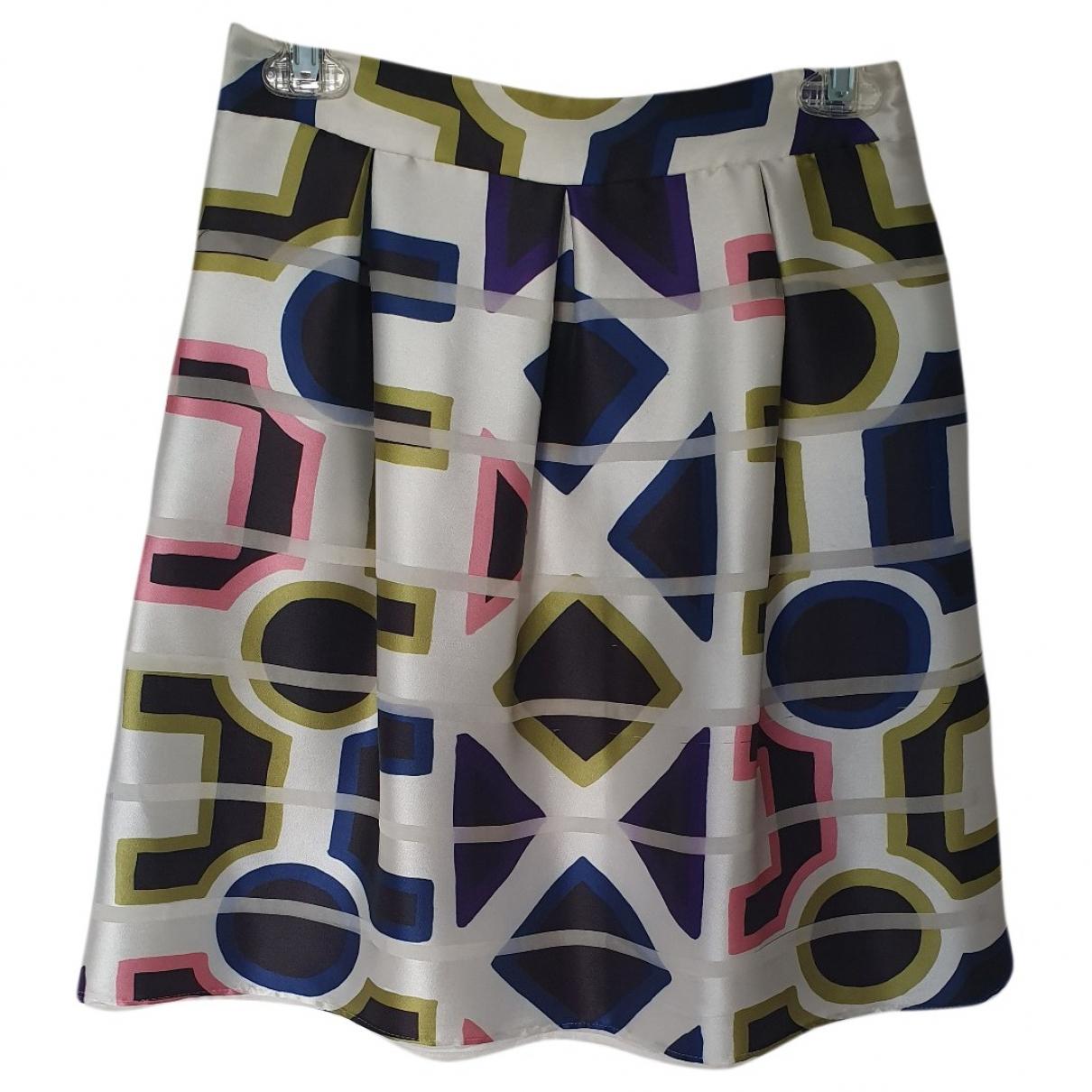Emporio Armani \N Rocke in  Bunt Polyester
