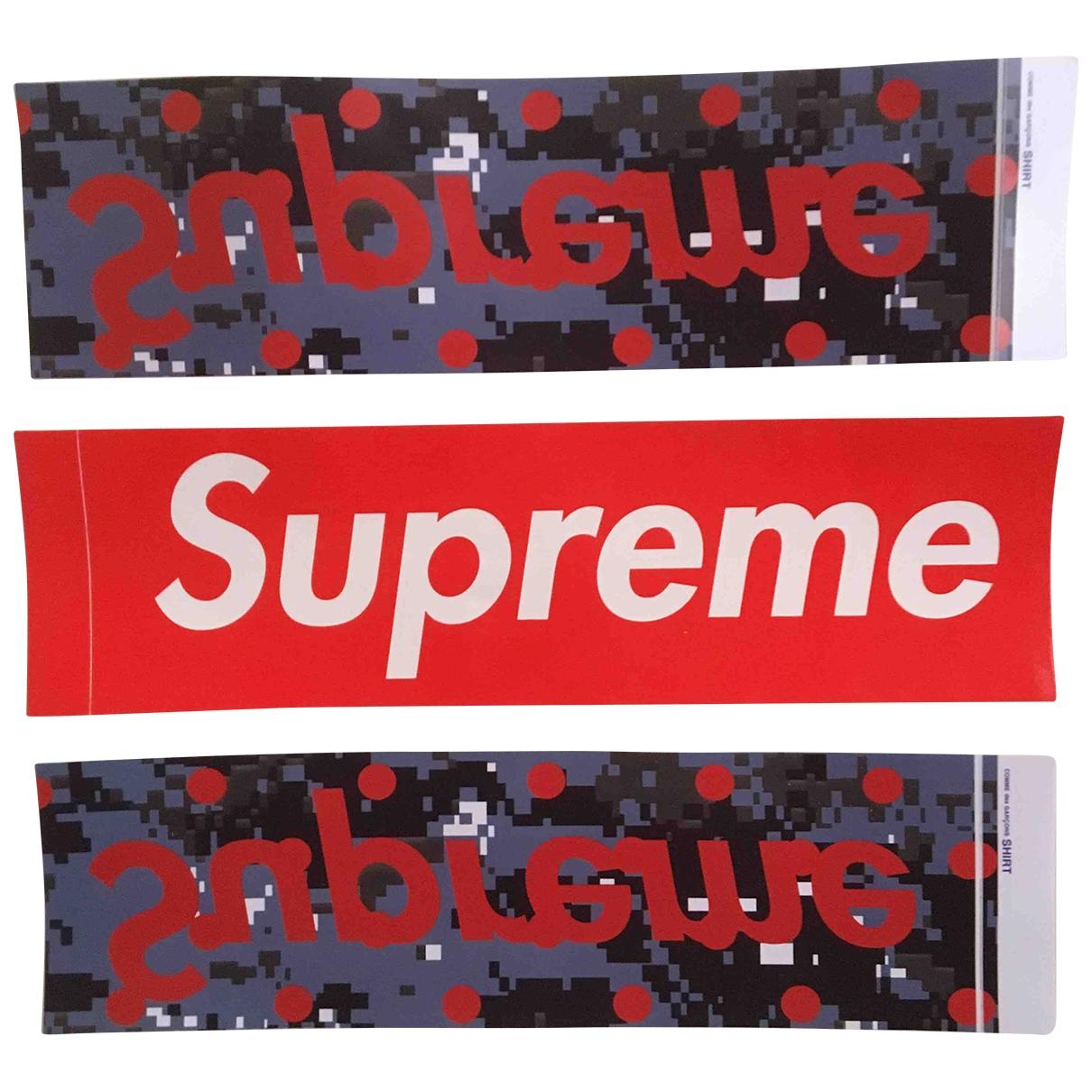 Supreme - Objets & Deco   pour lifestyle