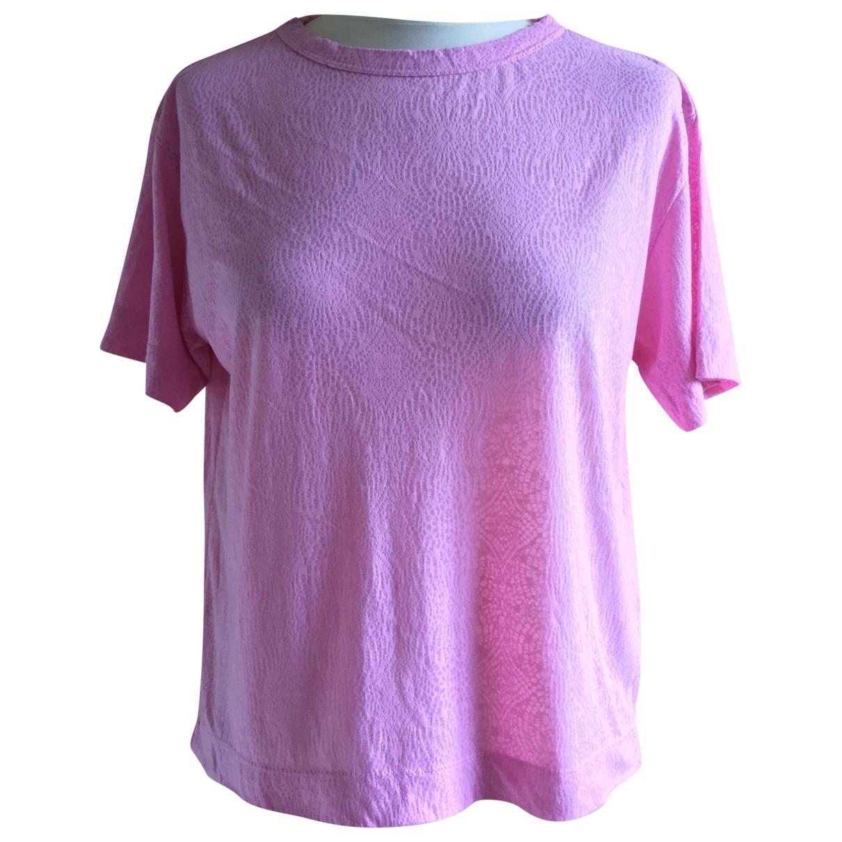 Zadig & Voltaire \N Pink  top for Women XS International