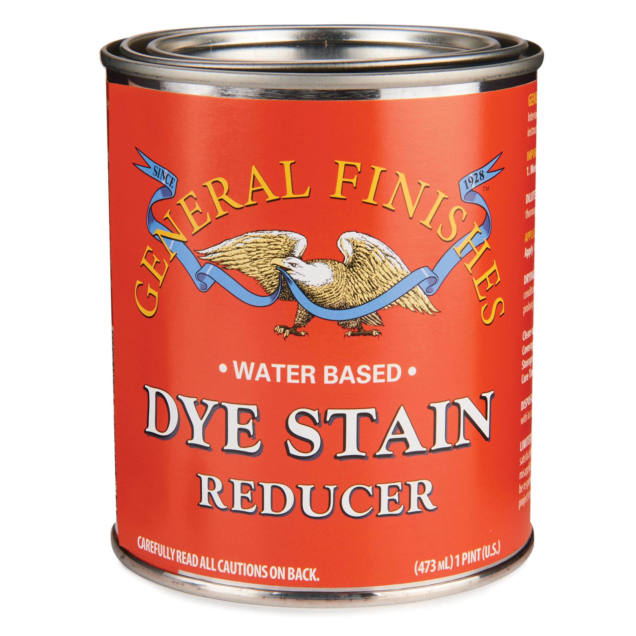 Reducer Dye Water Based Pint