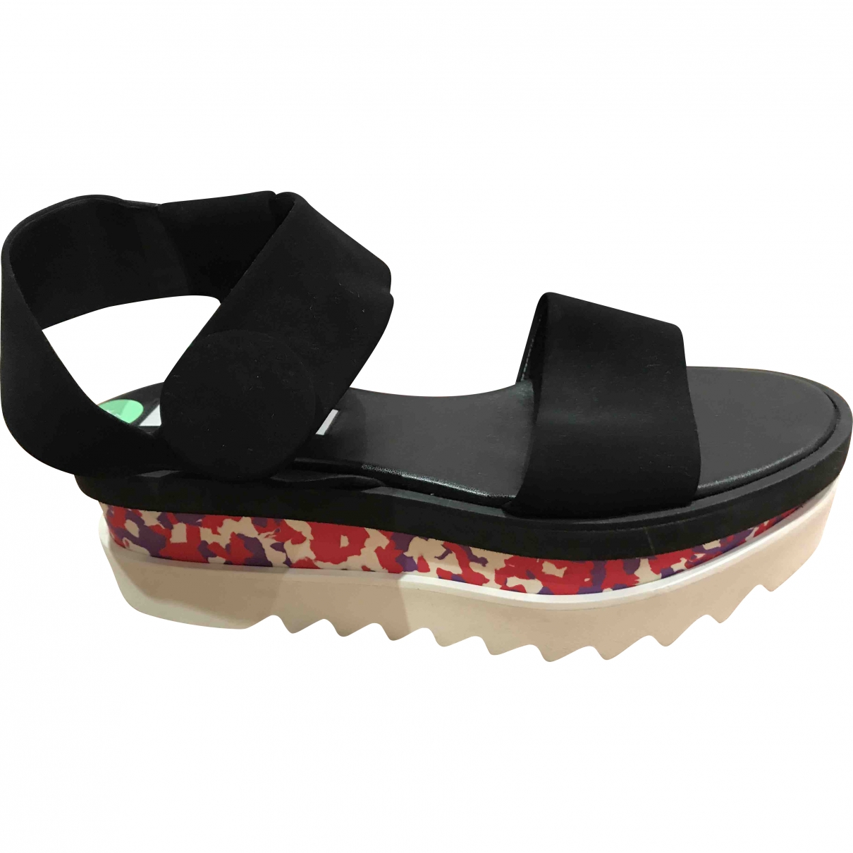 Stella Mccartney \N Black Sandals for Women 40 EU