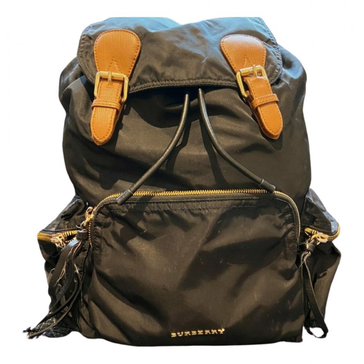 Burberry The Rucksack Black backpack for Women \N
