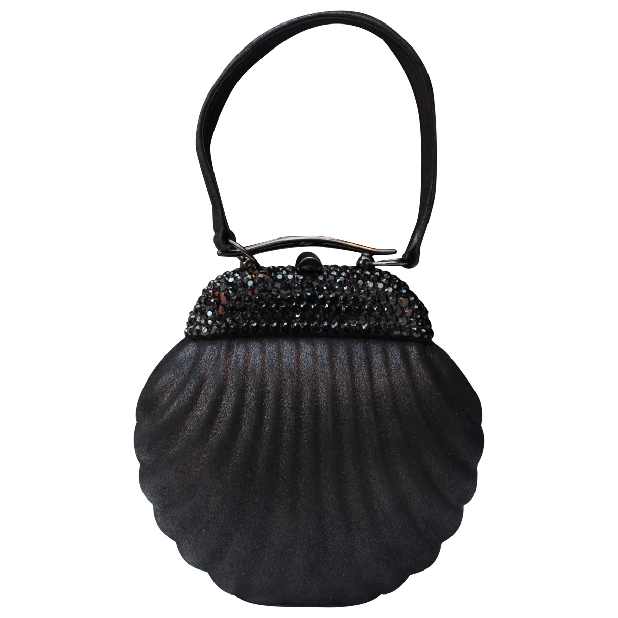 Rodo \N Black Leather handbag for Women \N