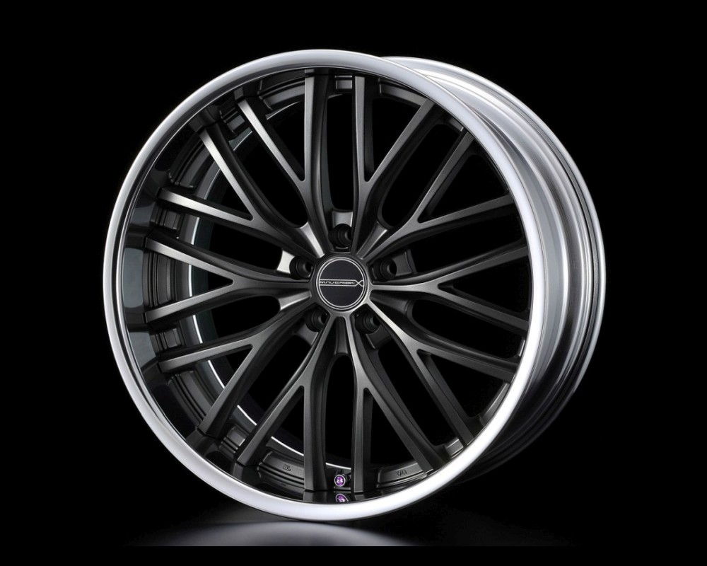 Weds 910M L-Disk Wheel Maverick 19x10.5 5x114.3 12-54mm Reverse Rim