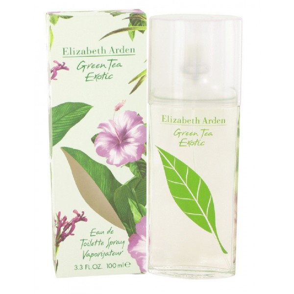 Green Tea Exotic - Elizabeth Arden Eau de toilette en espray 100 ML
