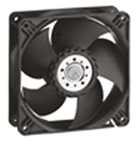 ebm-papst , 48 V dc, DC Axial Fan, 119 x 119 x 38mm, 184m³/h, 4.2W
