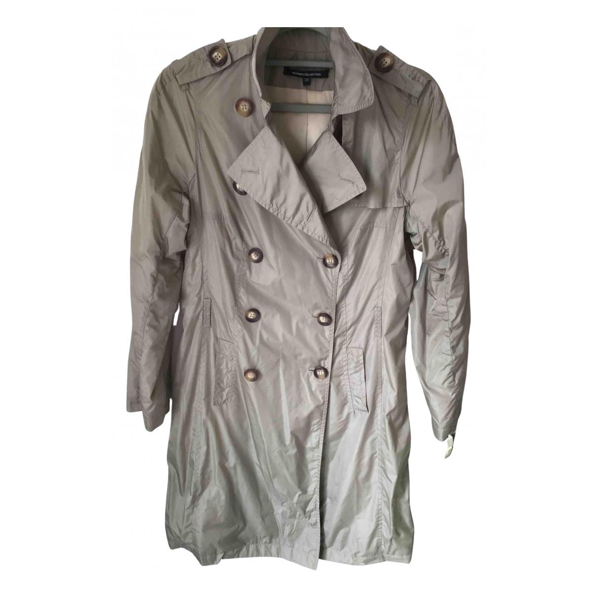 Natan N Khaki Trench coat for Women 38 FR