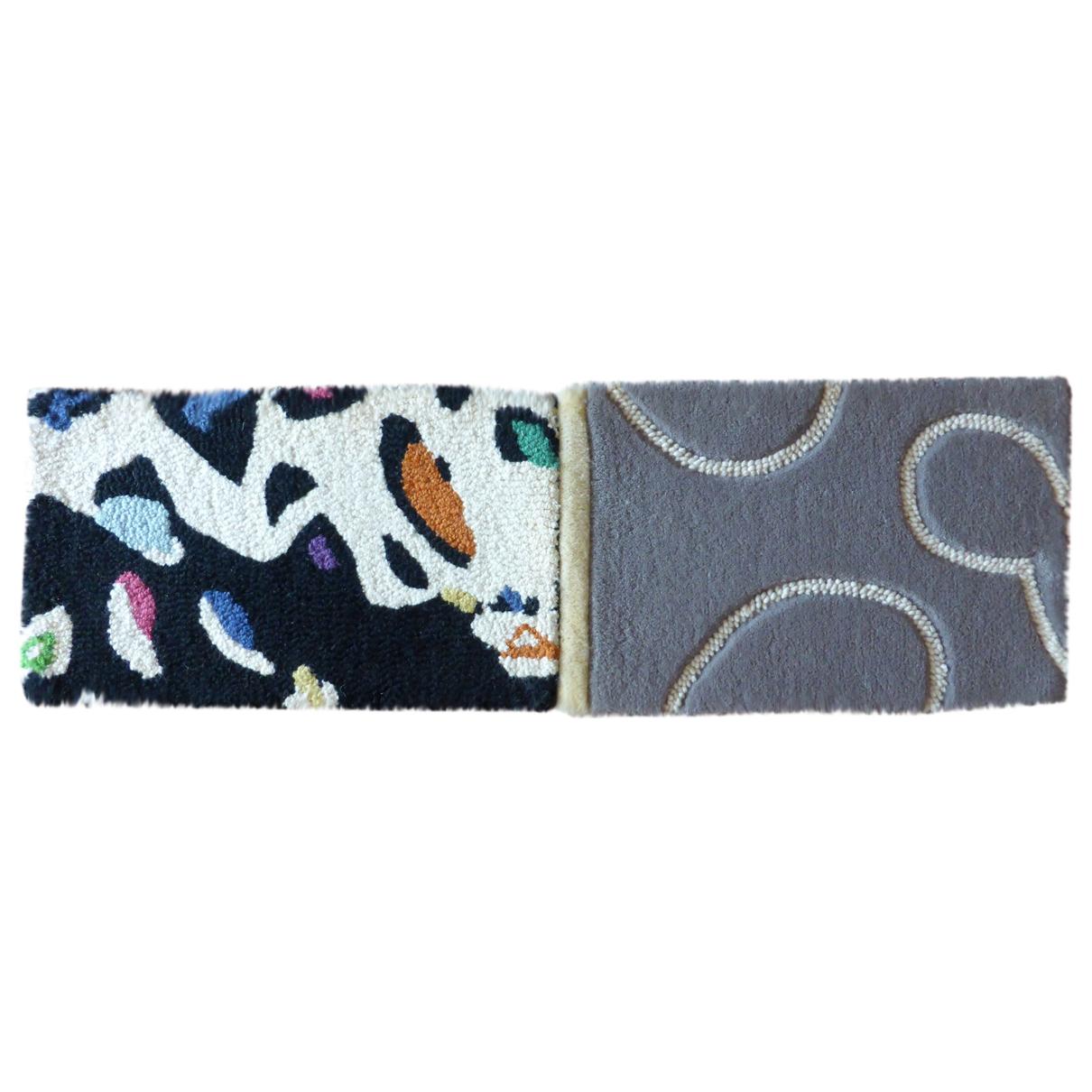 Missoni N Multicolour Wool Textiles for Life & Living N