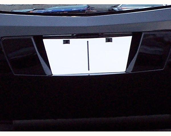 Quality Automotive Accessories 1-Piece License Plate Bezel Saturn Aura 2007