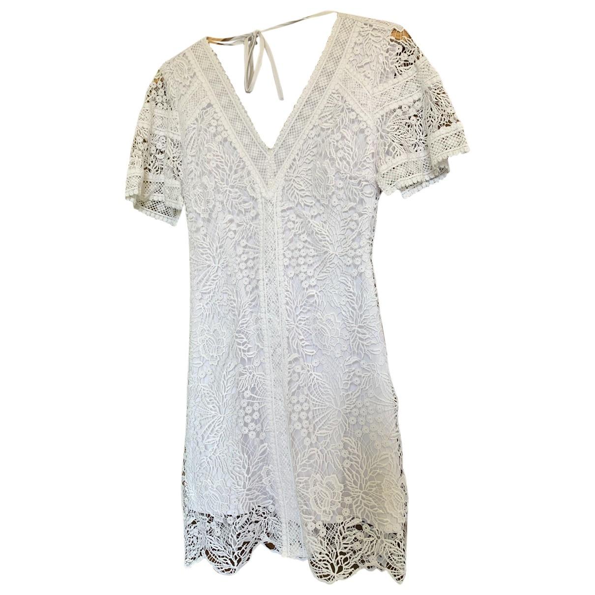 Guess - Robe   pour femme - blanc