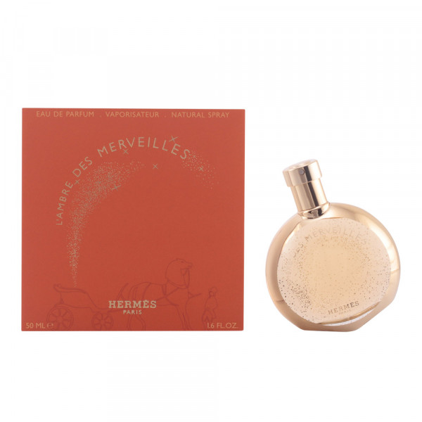 LAmbre Des Merveilles - Hermes Eau de Parfum Spray 50 ML