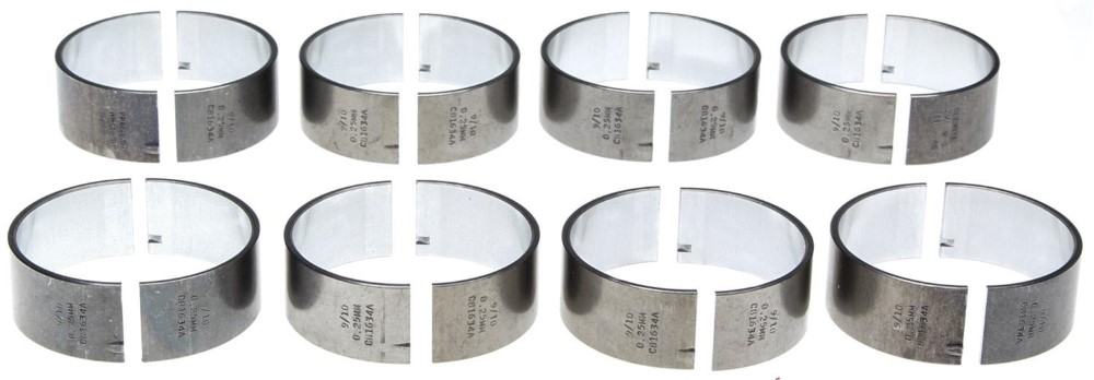 Clevite CB1634A25MM(8) .25mm Rod Bearing Set - 8pc Ford 1991-2001