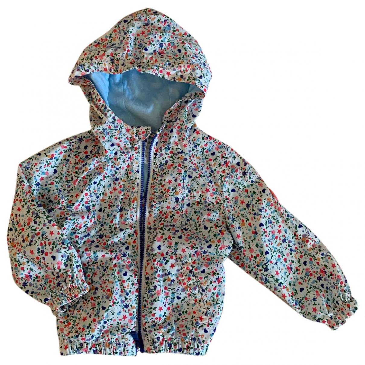 Zara - Blousons.Manteaux   pour enfant en coton - multicolore