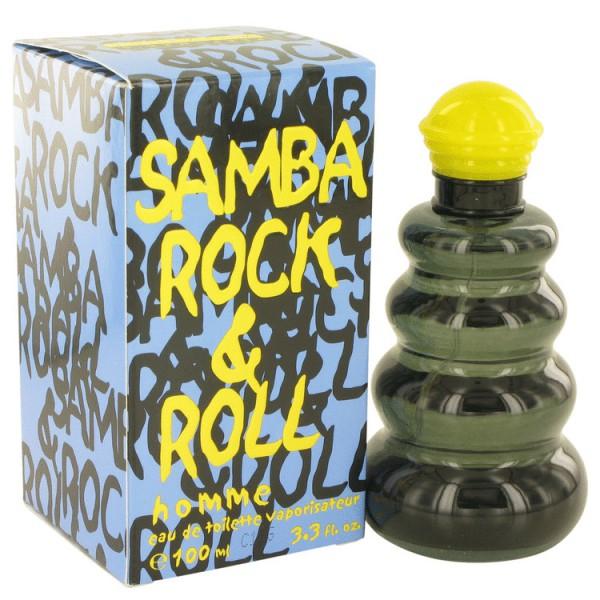 Samba Rock & Roll - Perfumers Workshop Eau de Toilette Spray 100 ML