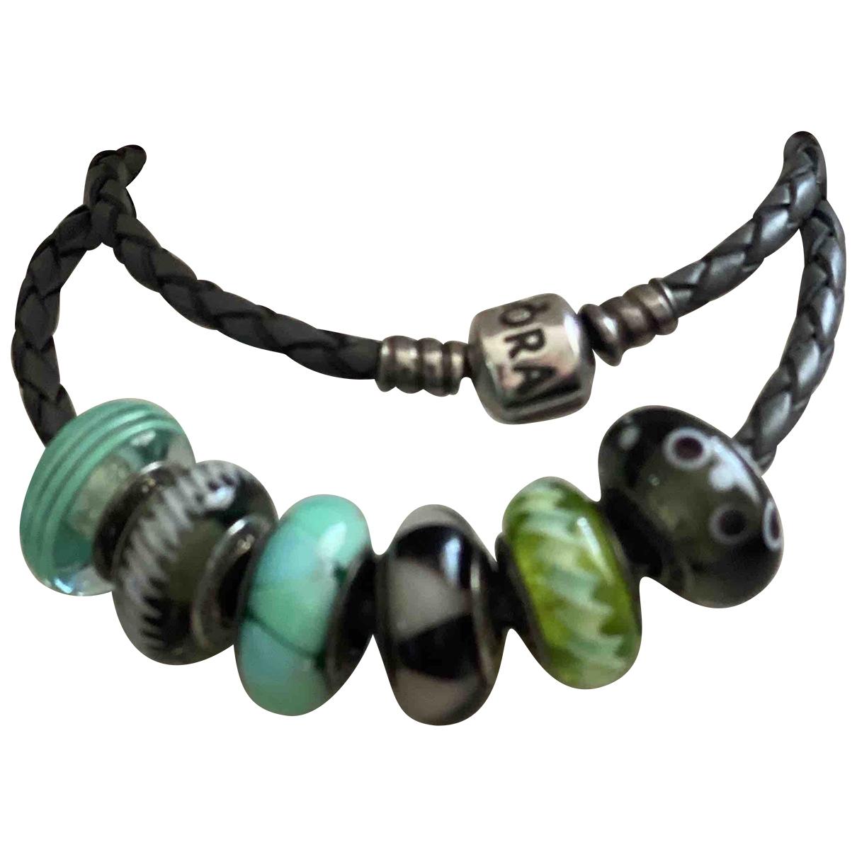 Pandora - Bracelet   pour femme en cuir