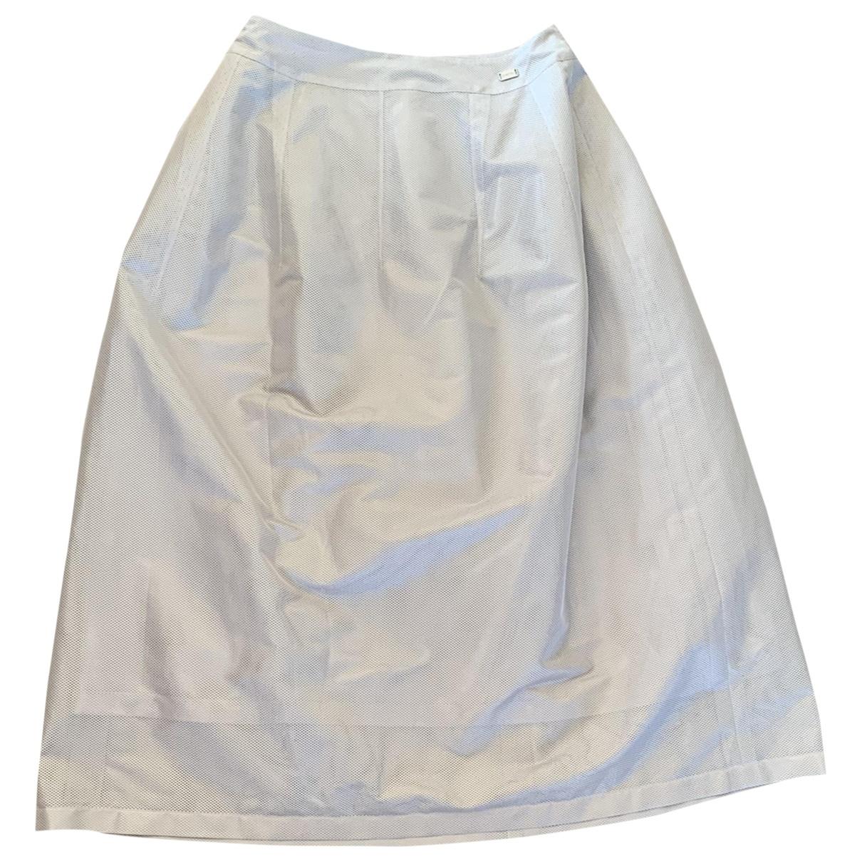 Chanel \N Grey skirt for Women 40 FR