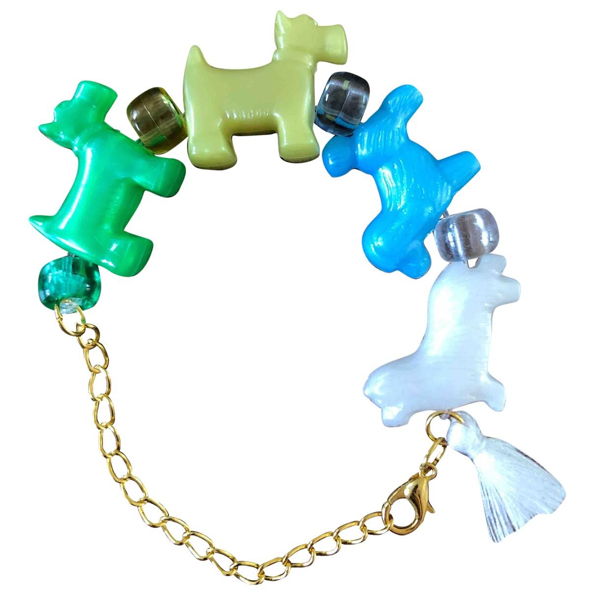 - Bracelet Motifs Animaliers pour femme en metal - multicolore