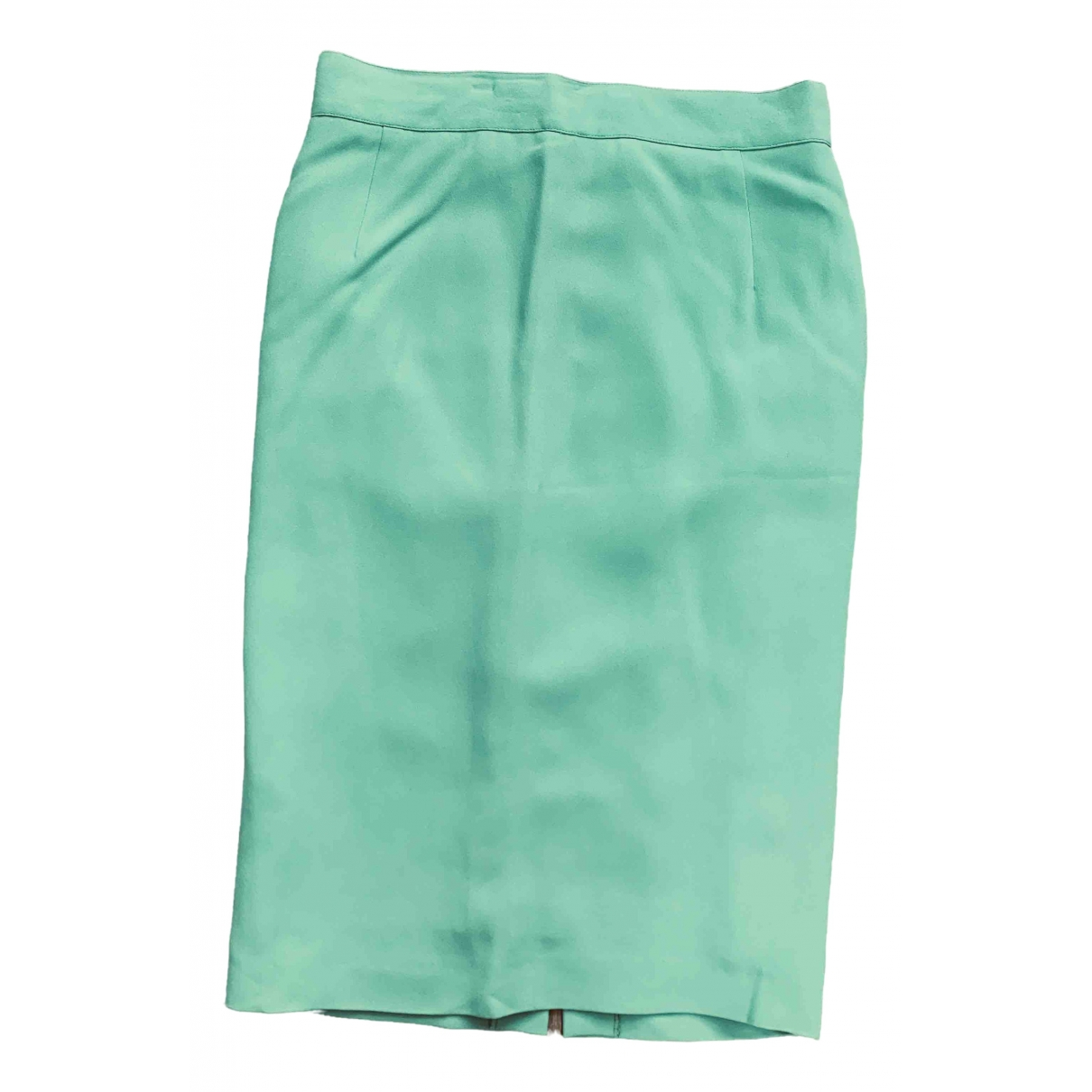 Non Signé / Unsigned \N Green skirt for Women 42 IT