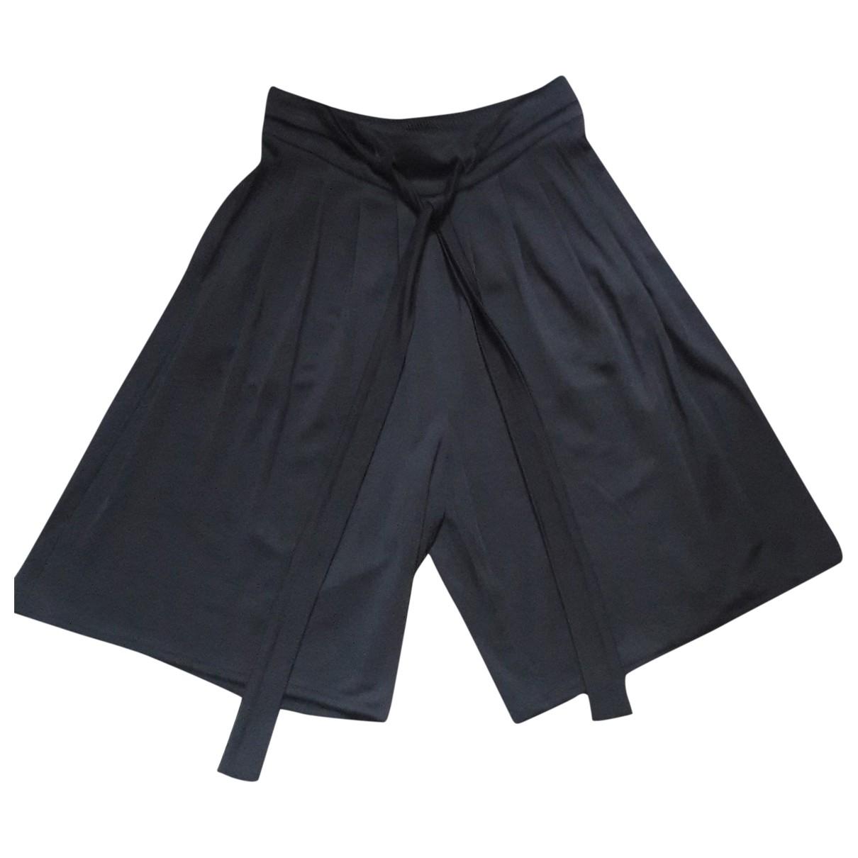 Maison Martin Margiela \N Black skirt for Women 40 IT