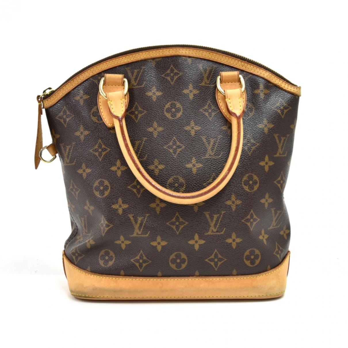 Bolso  Lockit de Lona Louis Vuitton