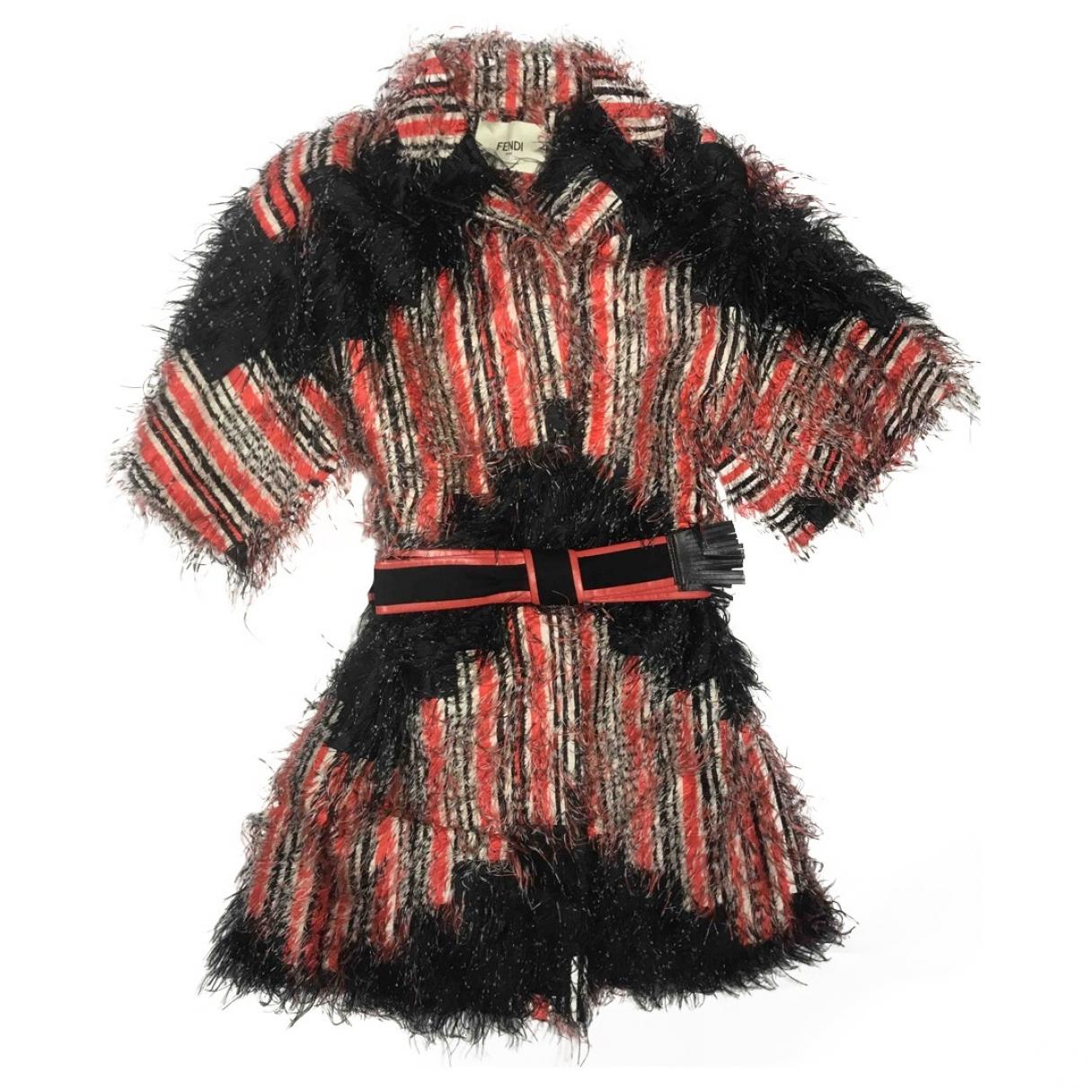 Fendi \N Multicolour coat for Women 40 IT