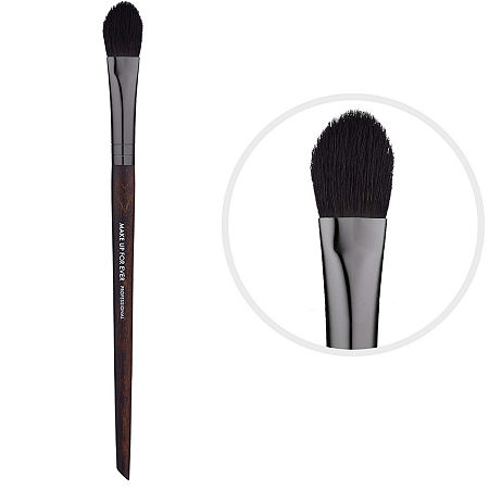 MAKE UP FOR EVER 144 Precision Highlighter & Concealer Brush, One Size , No Color Family