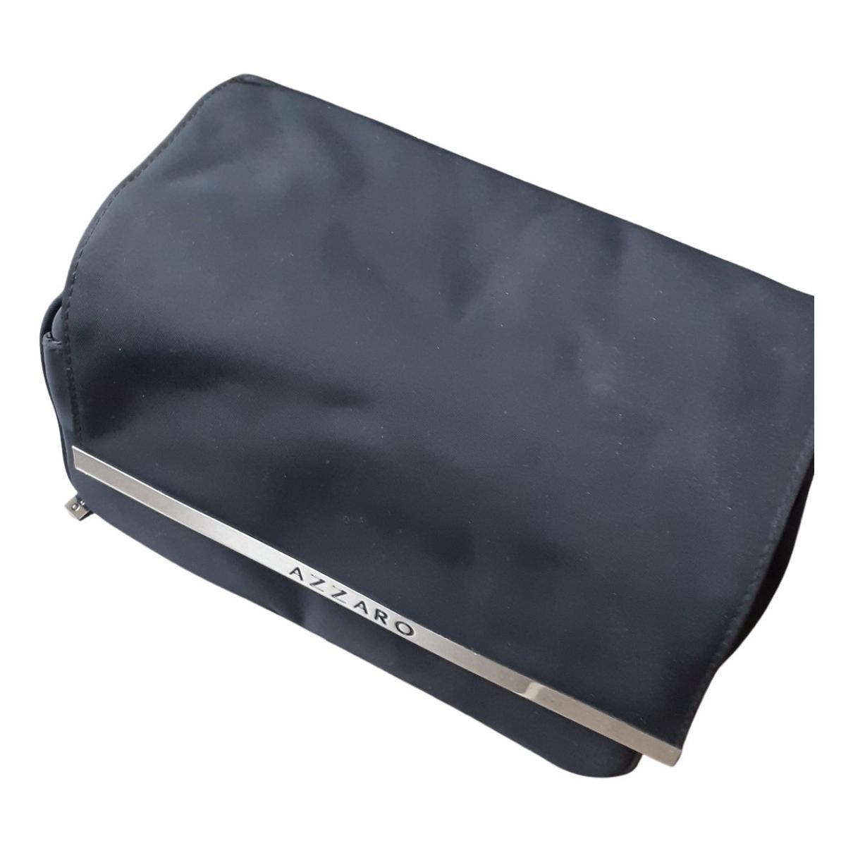 Azzaro N Black Cloth Small bag, wallet & cases for Men N