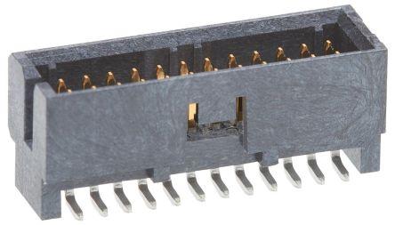 Molex , Slim-Grid, 200989, 24 Way, 2 Row, Vertical PCB Header (29)