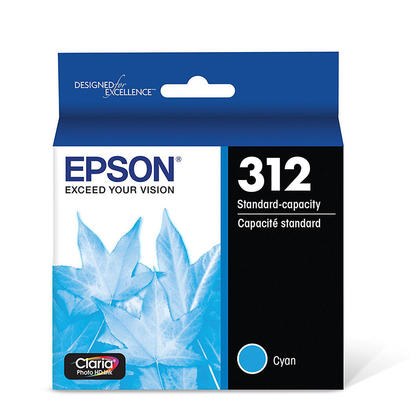 Epson T312220 Original Cyan Ink Cartridge