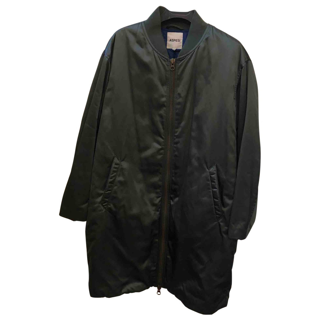 Aspesi \N Green coat for Women XS International