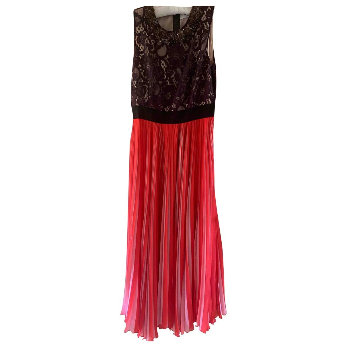 Msgm - Robe   pour femme - rose