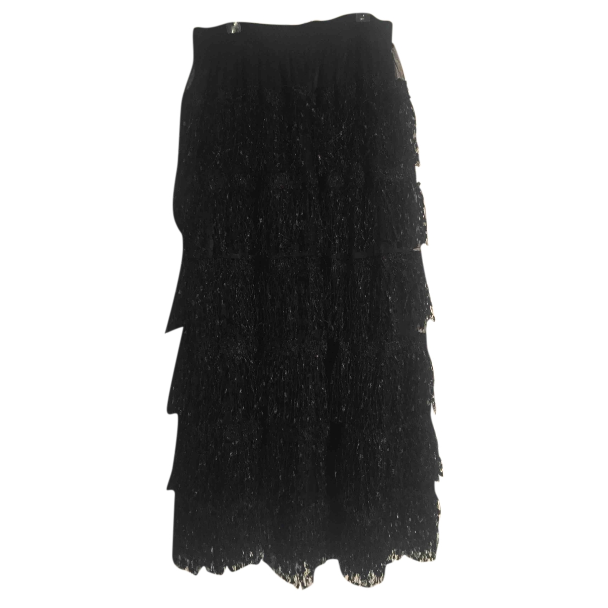 Non Signé / Unsigned \N Black skirt for Women One Size FR