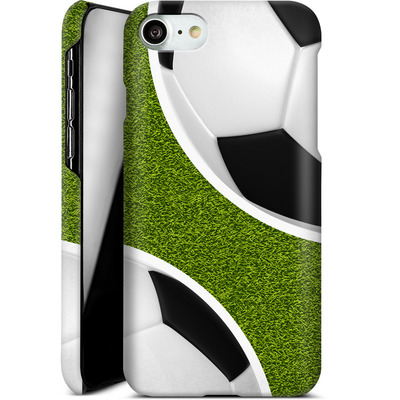 Apple iPhone 8 Smartphone Huelle - Two Footballs von caseable Designs