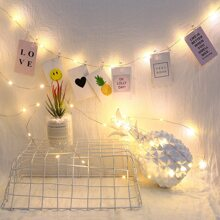 20pcs Clip Bulb String Light